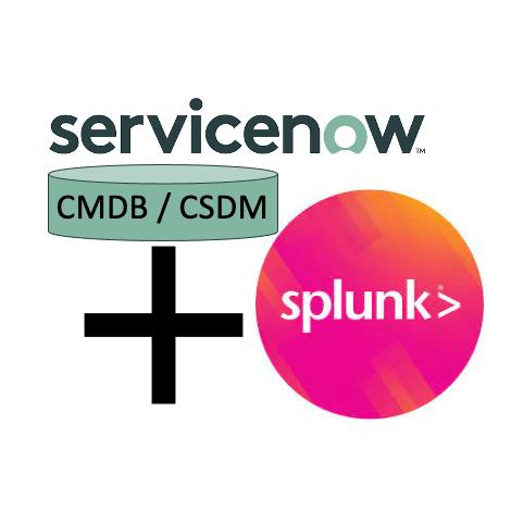 ServiceNow CMDB integration with Splunk